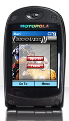Bookmaker On Your Mobile Phone